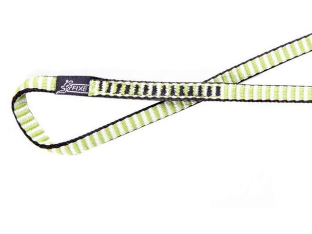 Fixe Dyneema Pętla 65cm, zielony/biały